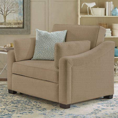 Serta Futons Portland Twin Dream Armchair At Com