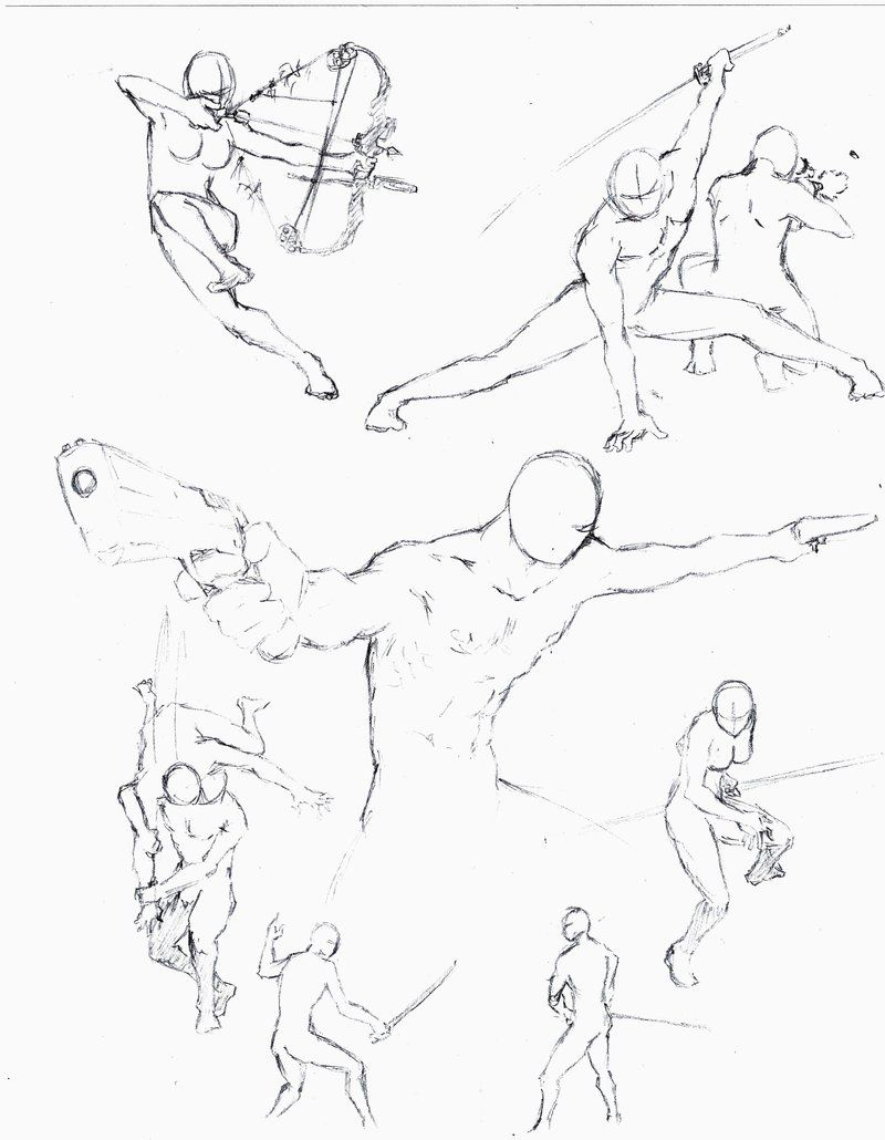 Action Poses 5 By Shinsengumi77 On Deviantart Anime Poses Reference Art Poses Art Reference Poses