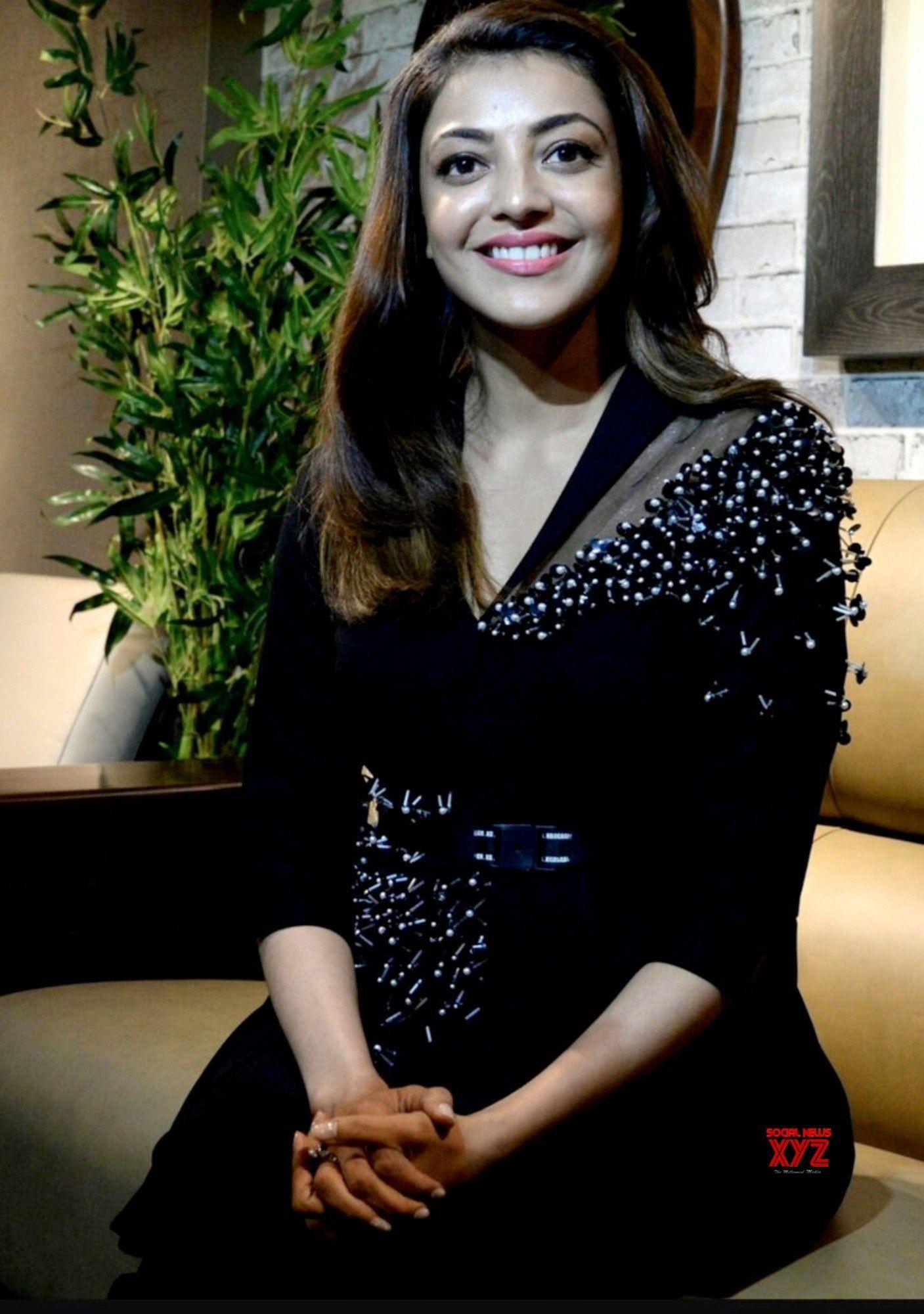 Actress Kajal Aggarwal Latest Glam Stills Social News
