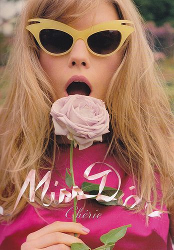 miss dior cherie - I need these sunglasses.