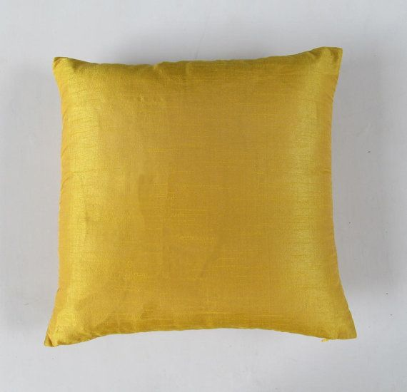 STOCK CLEARANCE 40% OFF-mustard yellow pillow 16 inch cover