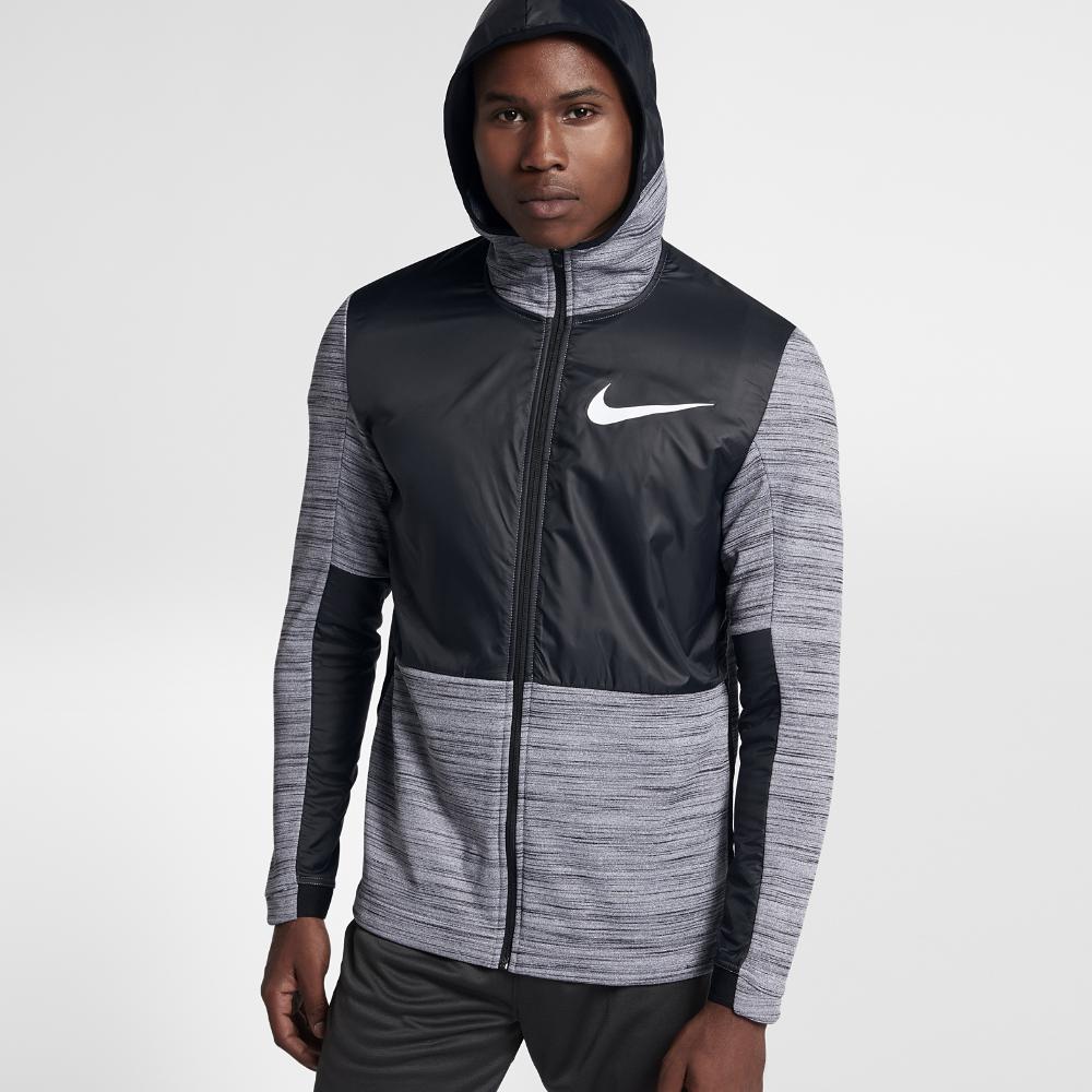 1953622d846f Nike Therma Men s Basketball Hoodie Size Medium (Black)