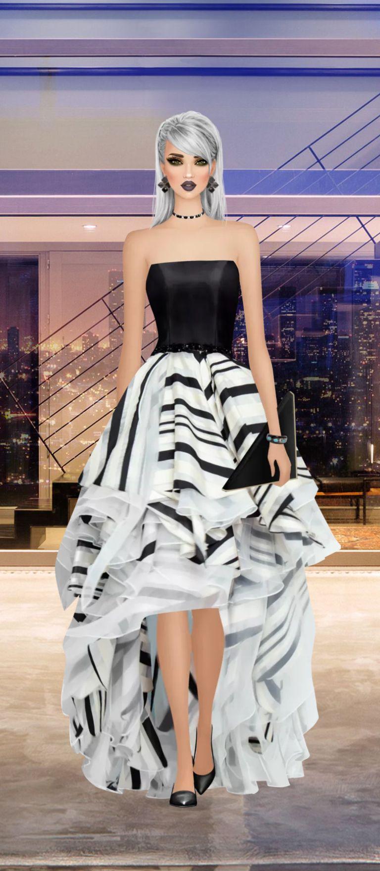 Pin De Kirsty Sullivan Em Covet Fashion Desenhos De Moda Modelos Moda