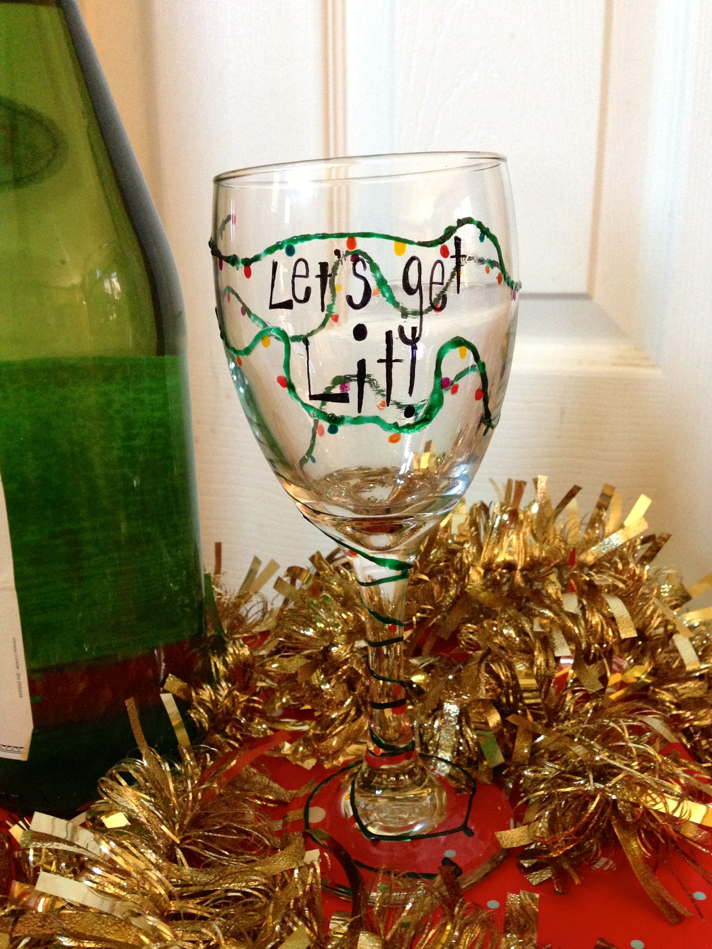 Best Dishwasher For Wine Glasses Dishwasher Safe Funny Christmas Wine Glass Best Time Of Year To