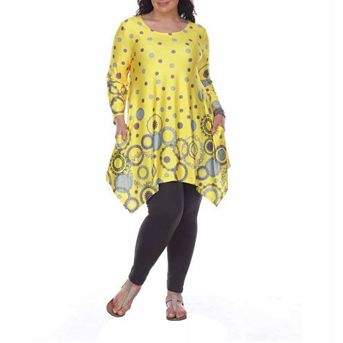 ba055b22de Buy White Mark Erie Tunic Top Plus at JCPenney.com today and enjoy great  savings. Available Online Only!