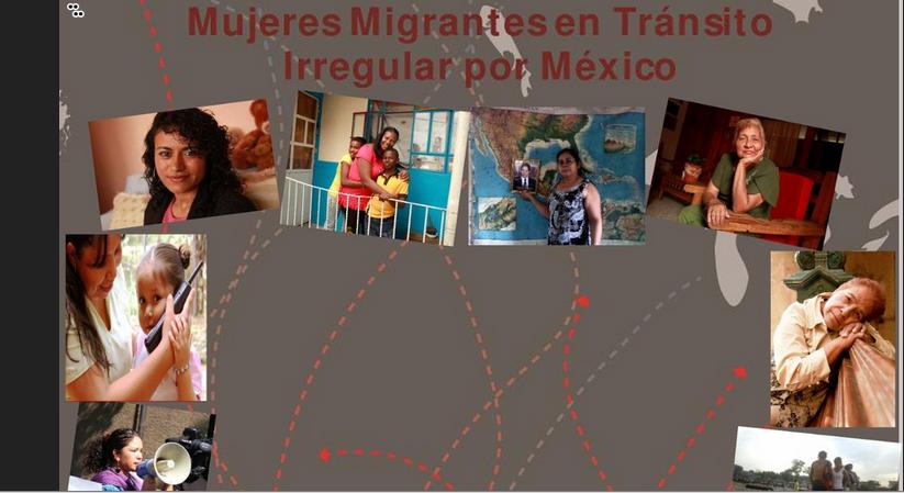 Migrantes: vejaciones de coyotes y policía fronteriza a mujeres que migran con sus hijos menores a EE.UU