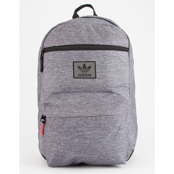 7d8c13ea64b5 Adidas Originals National Backpack ( 50) ❤ liked on Polyvore featuring  men s fashion