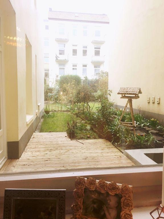 Schone Aussicht Ins Grune Garten Garden Aussicht Schone Aussicht Wg Zimmer Und Altbau