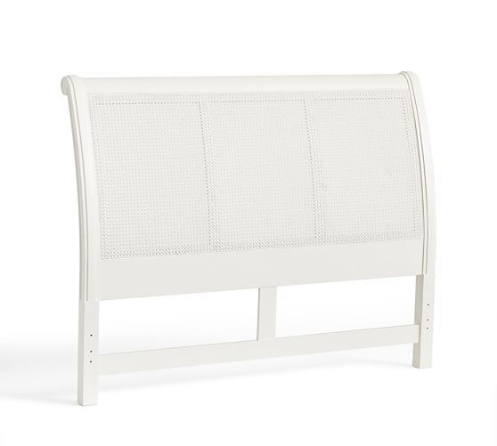 Carolina Cane Headboard | Pottery Barn QUEEN $600 +$75 SURCHARGE ...
