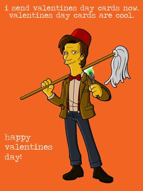 the daily geek 2 14 doctor who valentine s day cards the geek