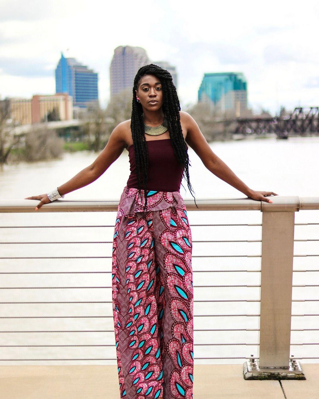 317064c3772 African Print Fashion