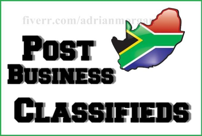 do 11 South africa classified submissions by adrianmorgan