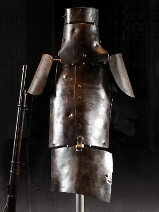Complete home made body armour worn by ned kelly ned kelly complete home made body armour worn by ned kelly ned kelly pinterest ned kelly armour and how to wear maxwellsz