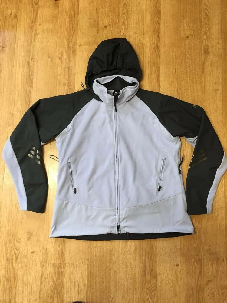 44d4d7d96214 Womens Adidas Windstopper Hooded Jacket Size Uk 18  fashion  clothing   shoes  accessories  womensclothing  coatsjacketsvests (ebay link)