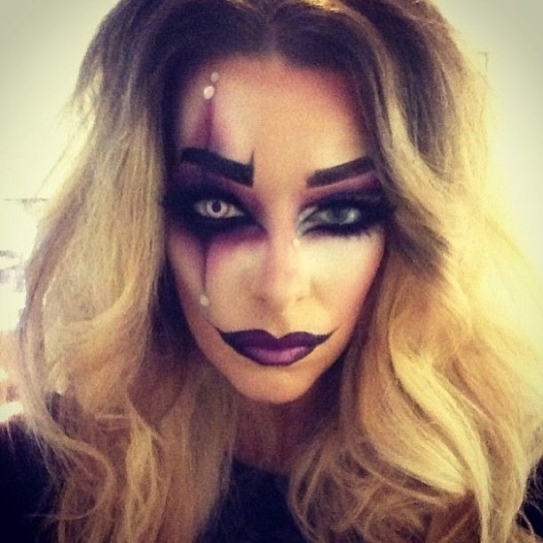 Selfridges makeup   Harley Quinn and the Joker   Pinterest ...