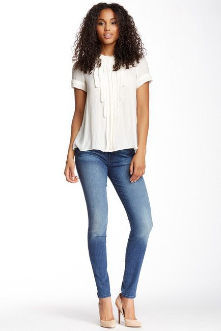 The Gwenevere Skinny Jean