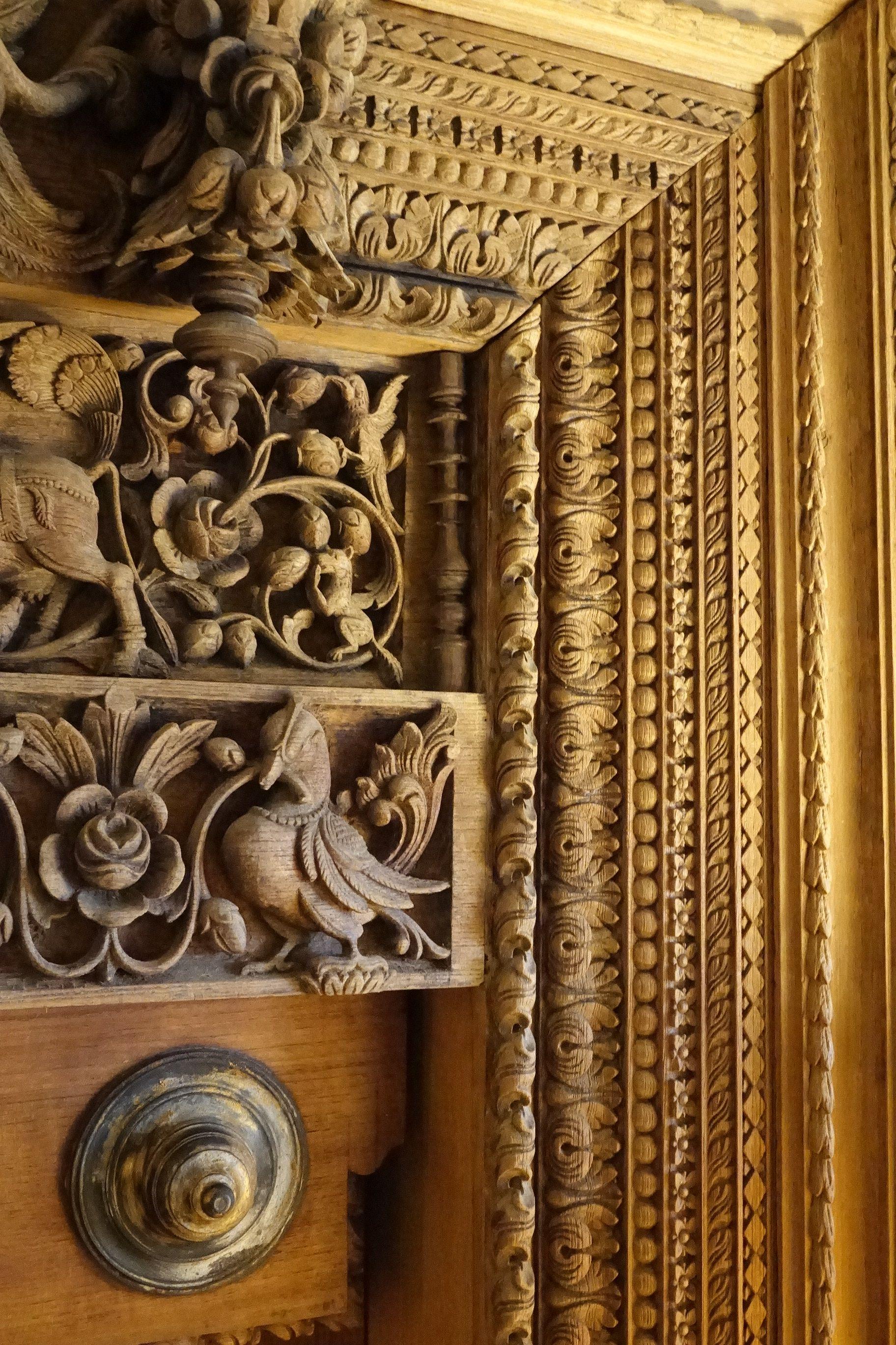 Classical Wooden Single Door Designs For Room: Pin By Studio Ebony On Antique Doors From Studio Ebony