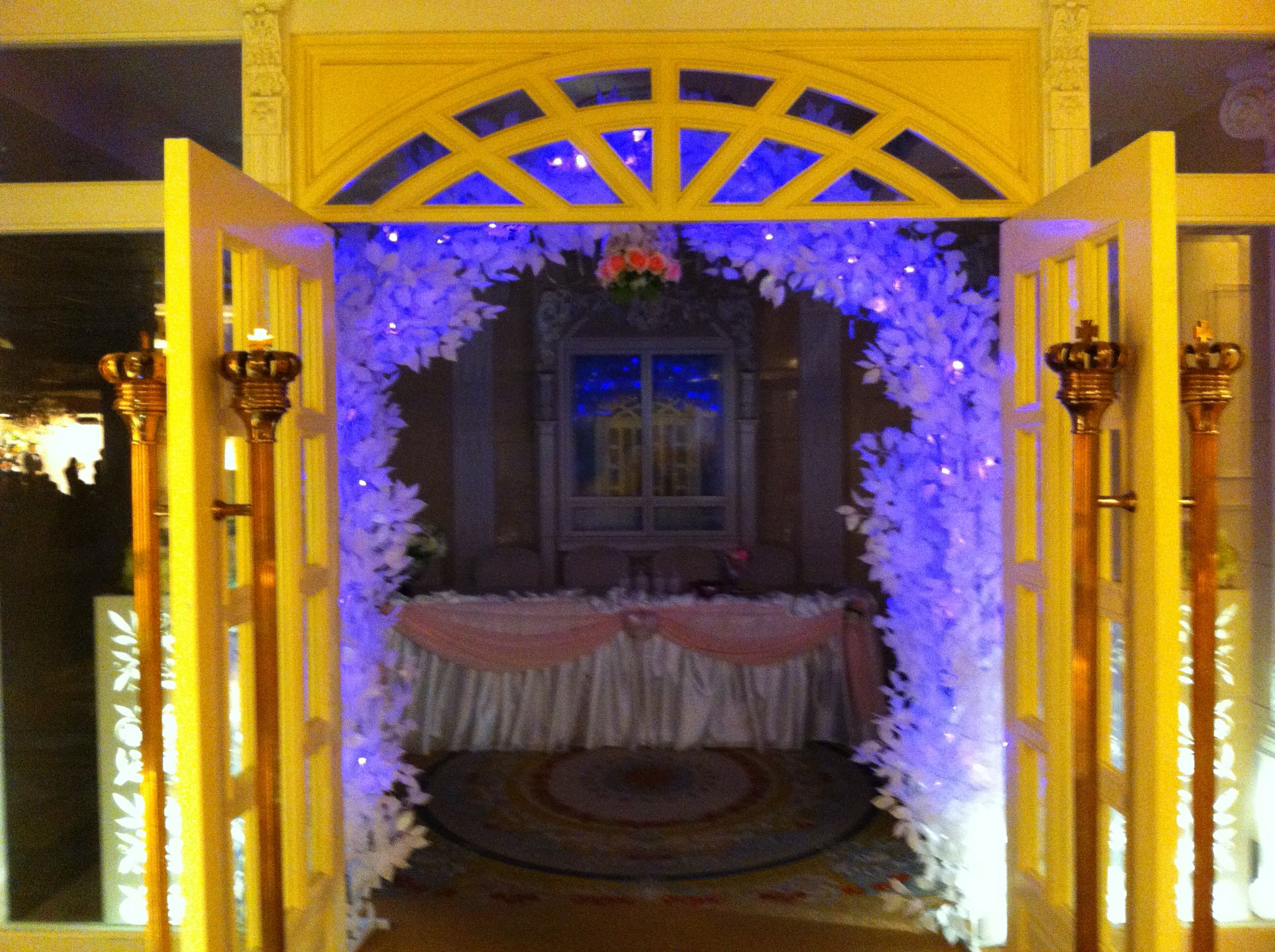 Purple and blue wedding decor  Reception Table Deco  Wedding Deco  Pinterest  Wedding