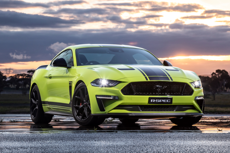 Ford S Supercharged Mustang R Spec Is An Australian Exclusive In
