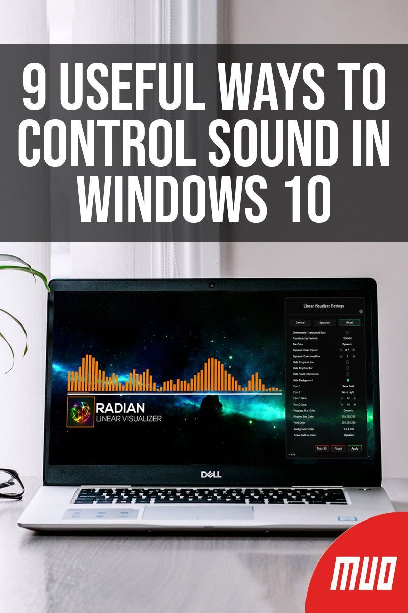 9 Useful Ways to Control Sound in Windows 10 in 2019 | Windows Tips