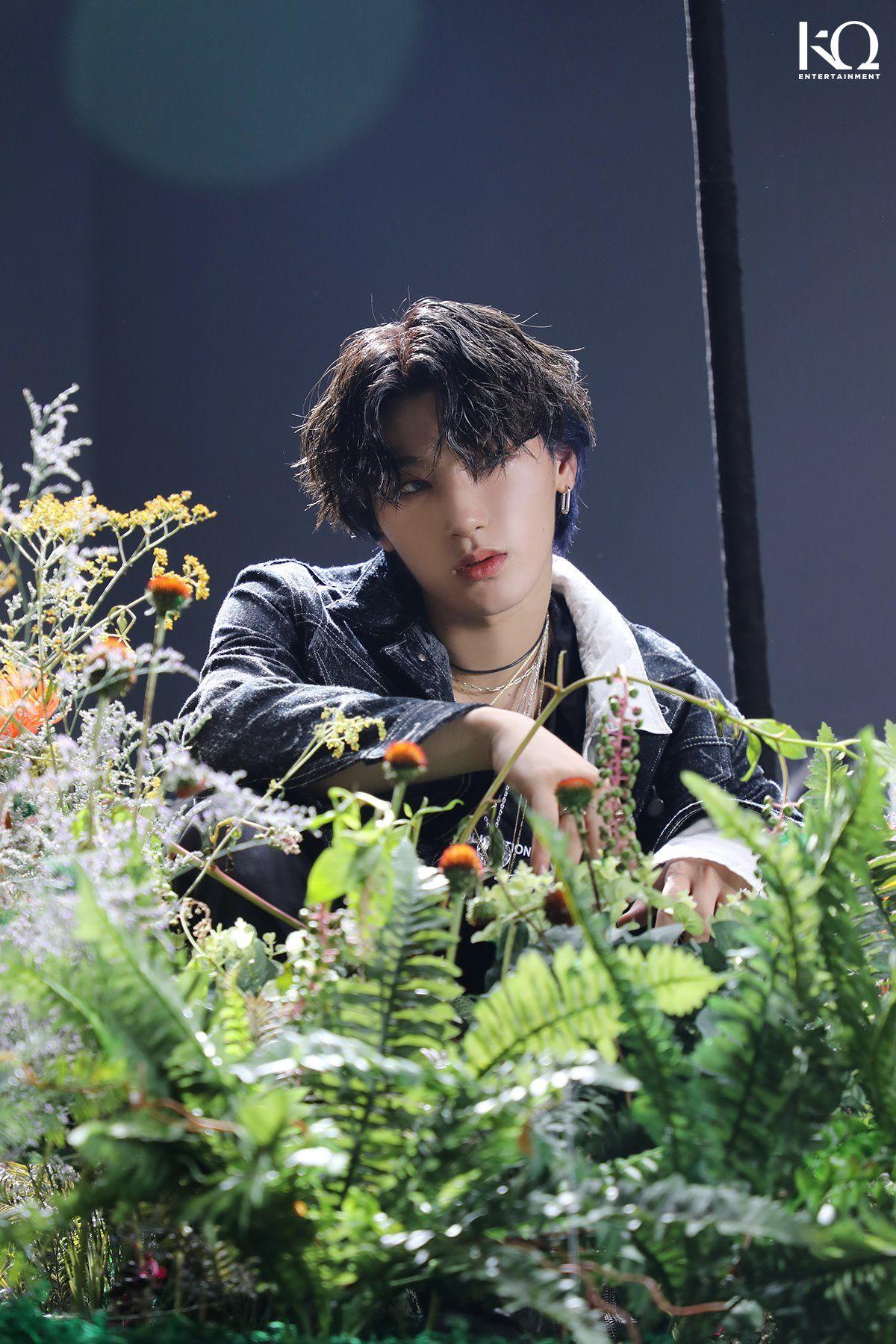 Hye biased San, Woo young, Kpop