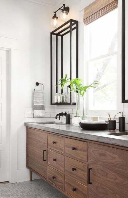 55+ Ideas Bath Room Vanity Decor Concrete Countertops For ...