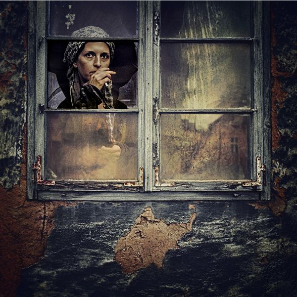 The Look at Window - Doors and Windows Photography