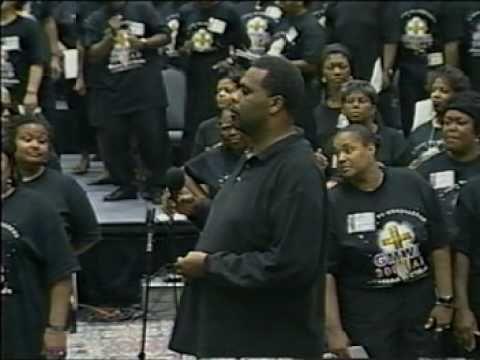 GMW…   Brenda Battle Jordan Singing, Lord Keep Me In Your