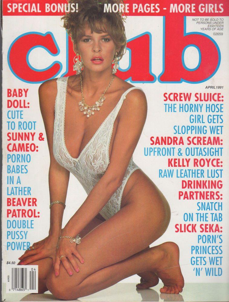 80s club porn magazine