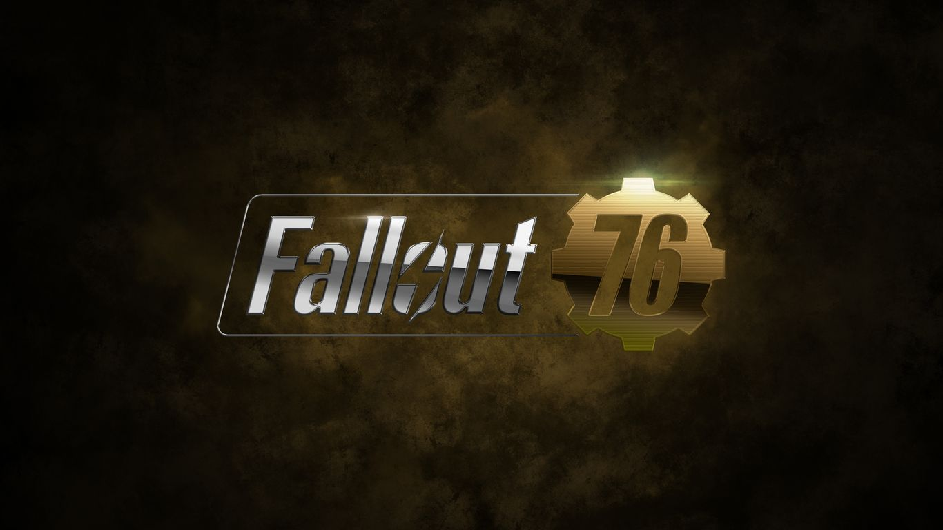 Pin By L Side Of Gaming On Gaming Wallpapers Backgrounds Hd Ultra Hd 4k 8k Fallout Wallpaper Game Logo Wallpaper