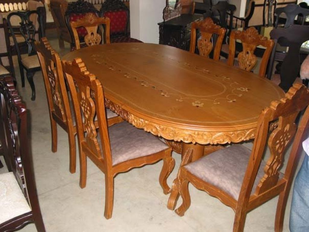 Teak Wood Furniture Designs Magnificent Teak Wood Dining Tables Table And Chairs Teak Best Ideas Wood Furniture Design Modern Wood Furniture Teak Dining Table