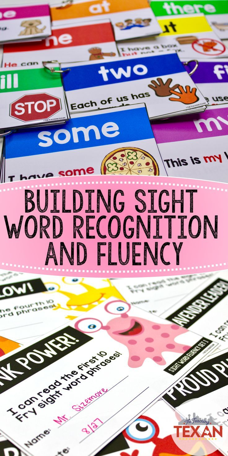 We all know that recognizing sight words is a foundational reading skill, however some students struggle to recognize these high frequency words within text.  These activities were designed to help young readers in Kindergarten to recognize the first 100 Fry words within text.  Find out how by clicking the image above!