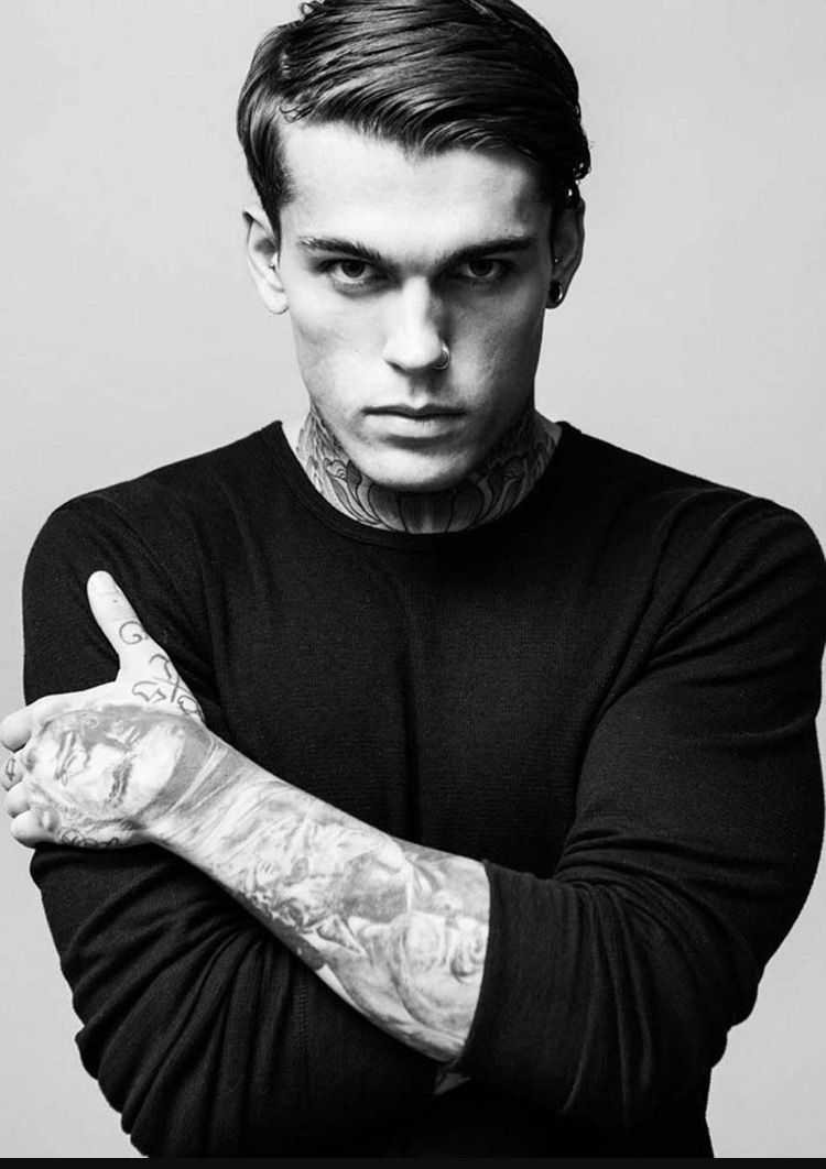His Possession Stephen James Stephen James Model Portrait