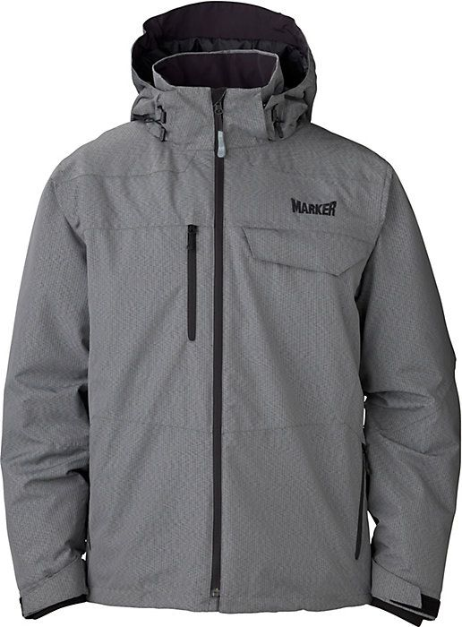 Marker Titan Jacket Men S Jackets Ski Jacket Mens Mens Jackets