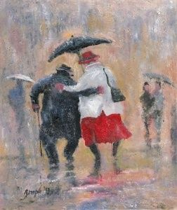 Des Brophy - Image of 'Togetherness' Giclee Canvas