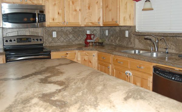 About The Ashby System Countertop Solutions Countertops