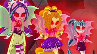 Welcome To The Show With Lyrics My Little Pony Equestria Girls Rainbow Rocks Song Youtube Rainbow Rocks Equestria Girls My Little Pony