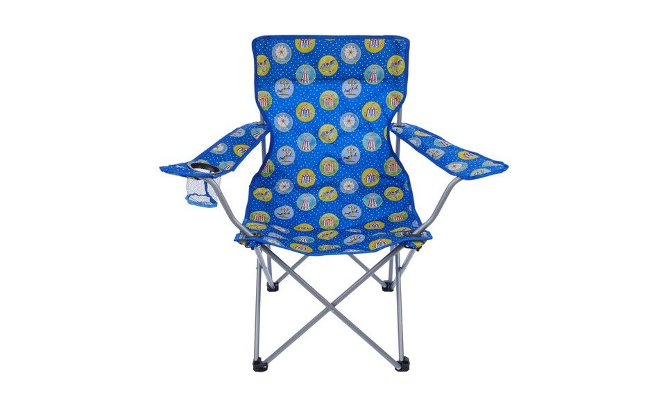Swell Fairground Picnic Chair Laura Ashley Camping Furniture Squirreltailoven Fun Painted Chair Ideas Images Squirreltailovenorg