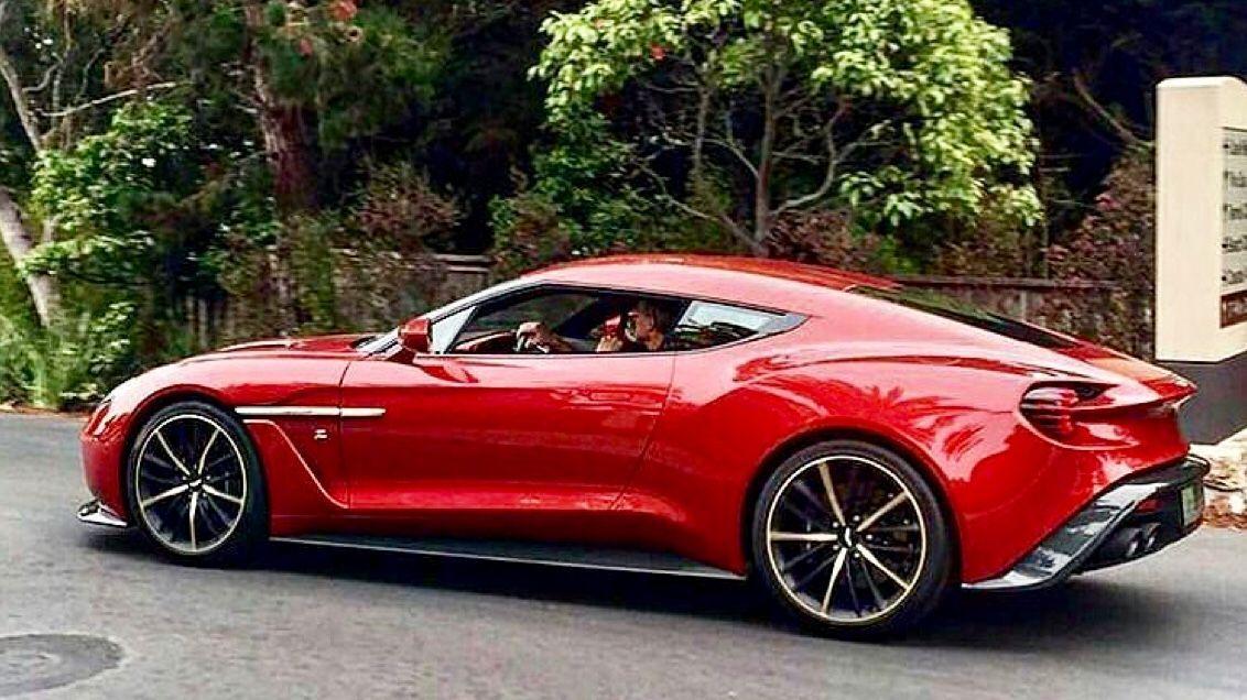 Aston Martin Vanquish Zagato Astonmartinvanquishzagato Aston - Aston martin vanquish zagato