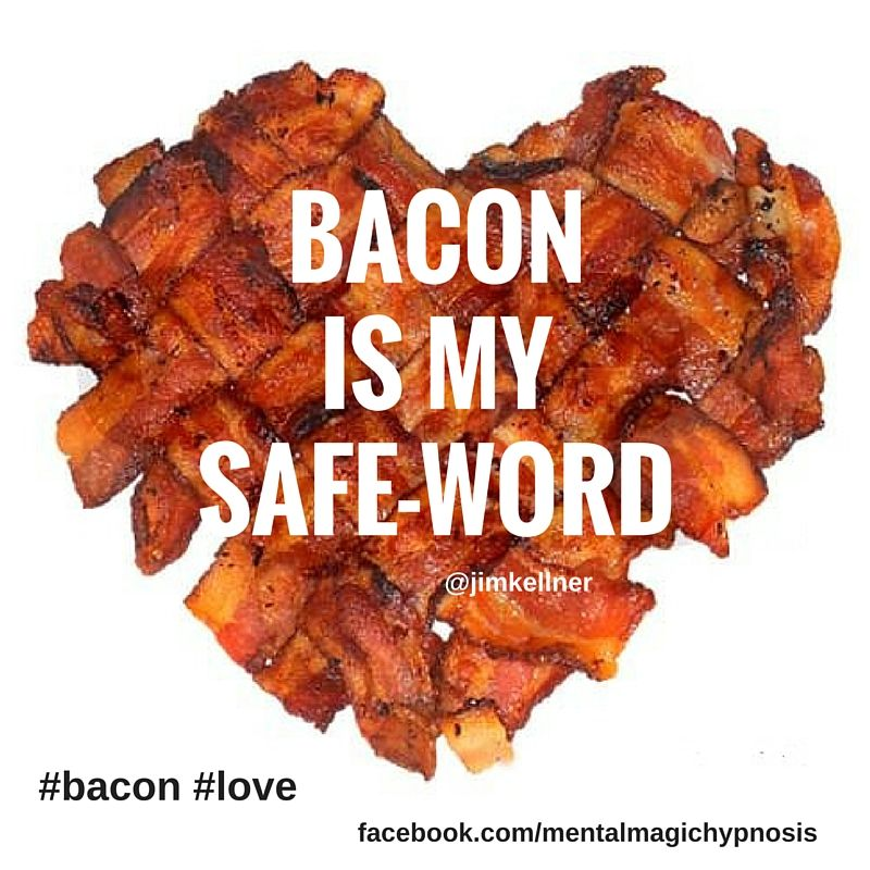 Bacon is my Safe-Word. #bacon #love #paleo #lowcarb #comedy #keto   Bacon,  Food, Paleo