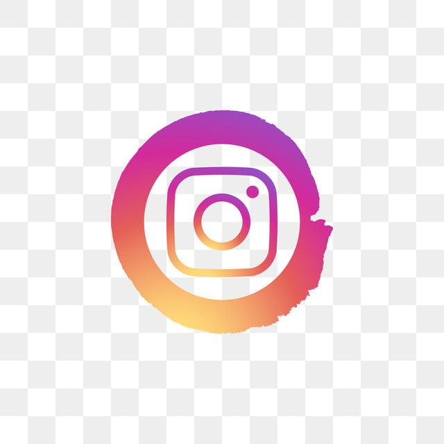 收藏到 instagram社交软件标志 (免费png设计,背景壁纸下载)
