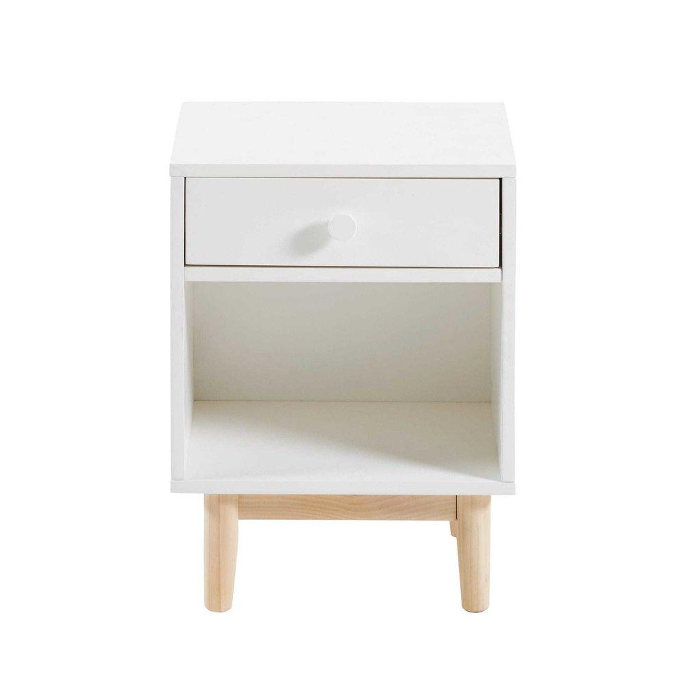 maisons with maisons du monde table de chevet. Black Bedroom Furniture Sets. Home Design Ideas
