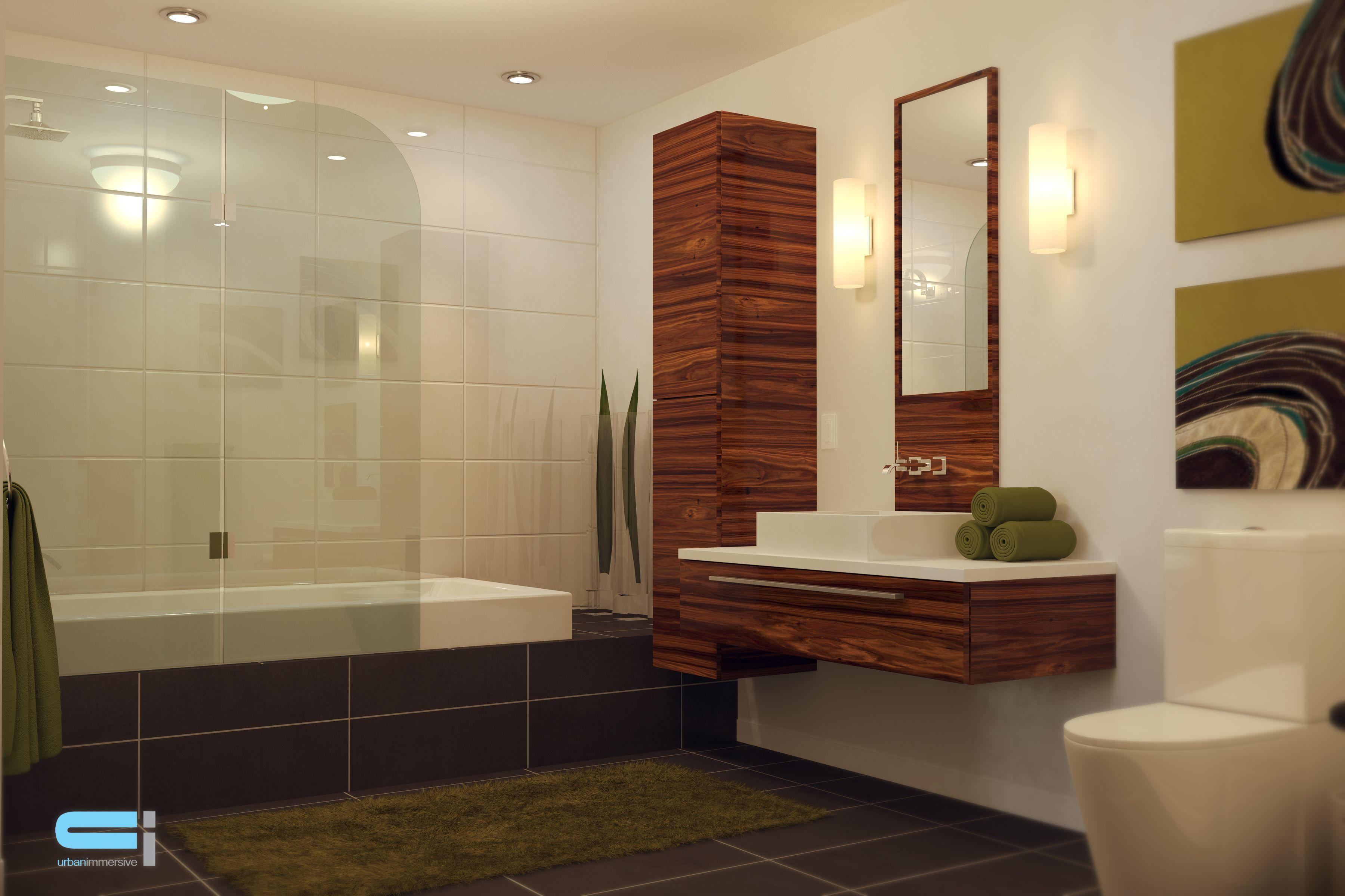Salle De Bain Avec Bois l'abc des tendances en matière de salle de bain | salle de