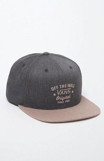 Vans Warren Snapback Hat at PacSun.com  c0e64ffcd4e