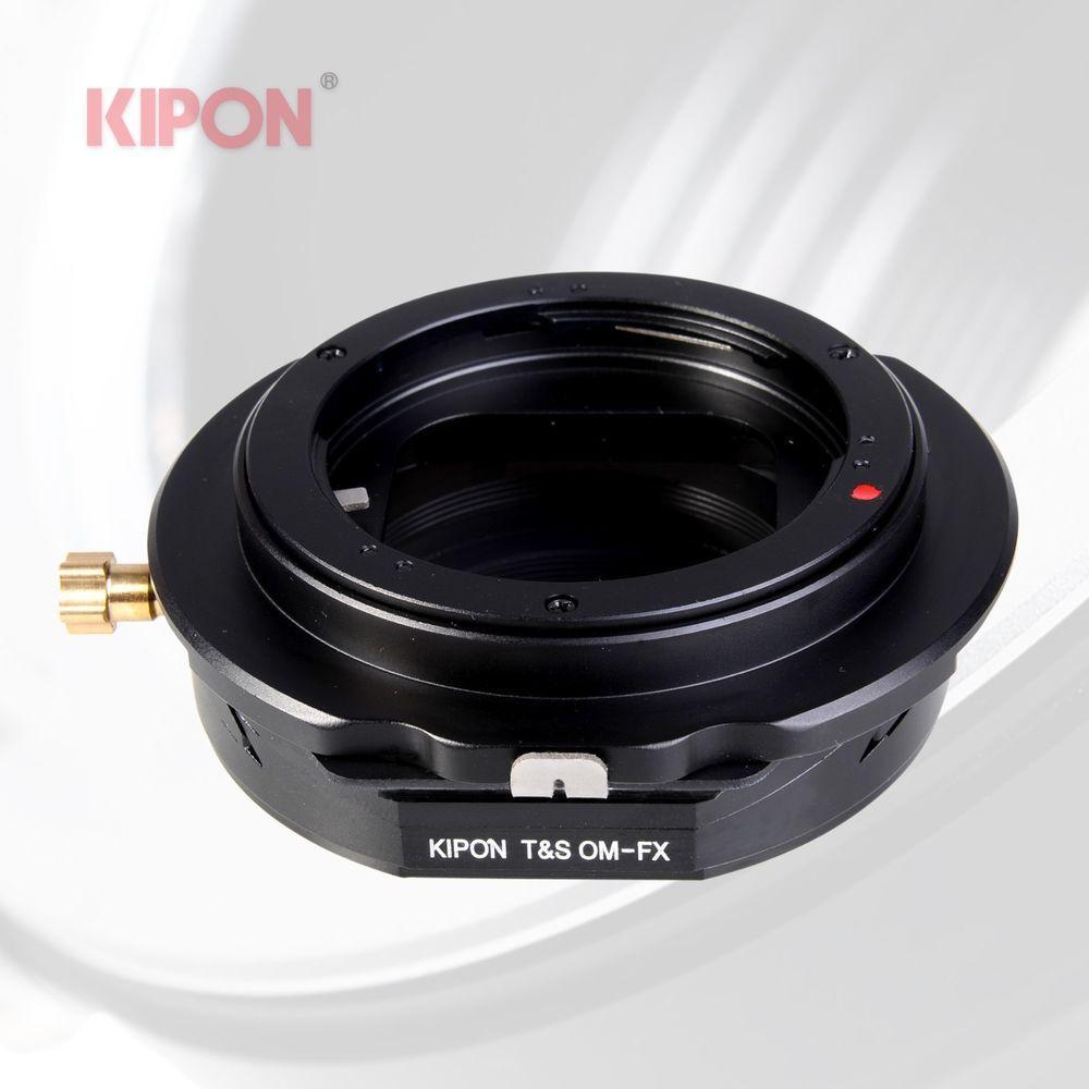 Kipon Tilt Shift Adapter For Olympus Om Lens To Fuji X Pro1 E1 Mamiya 645 Mount Gfx Medium Format Camera M1