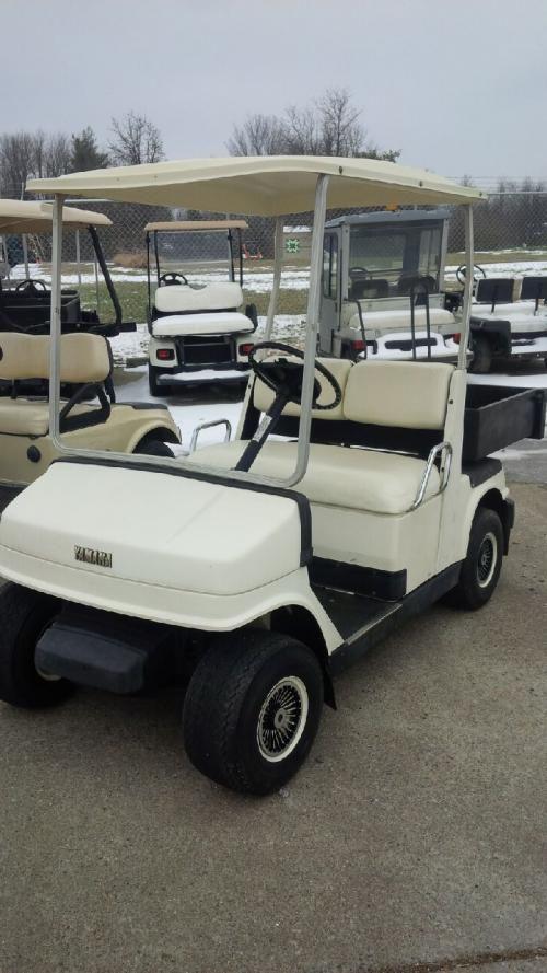 VCI Classifieds - $2,250 00, 1993 Yamaha Gas Golf Cart with