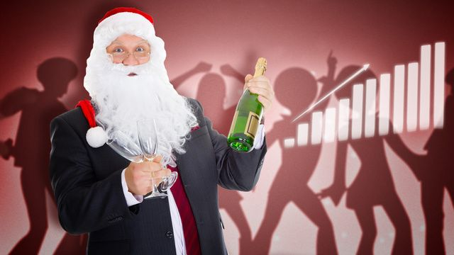 How to Use the Office Holiday Party to Advance Your Career