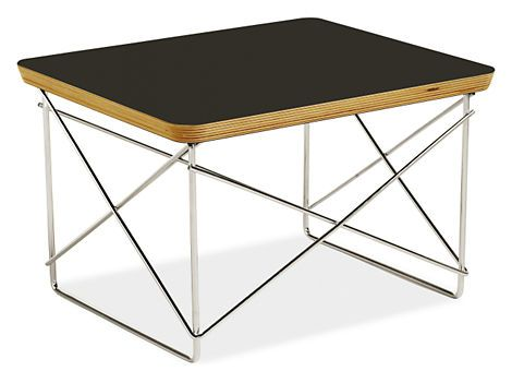 Eames® Wire Base End Table - Herman Miller Collection - Living - Room & Board