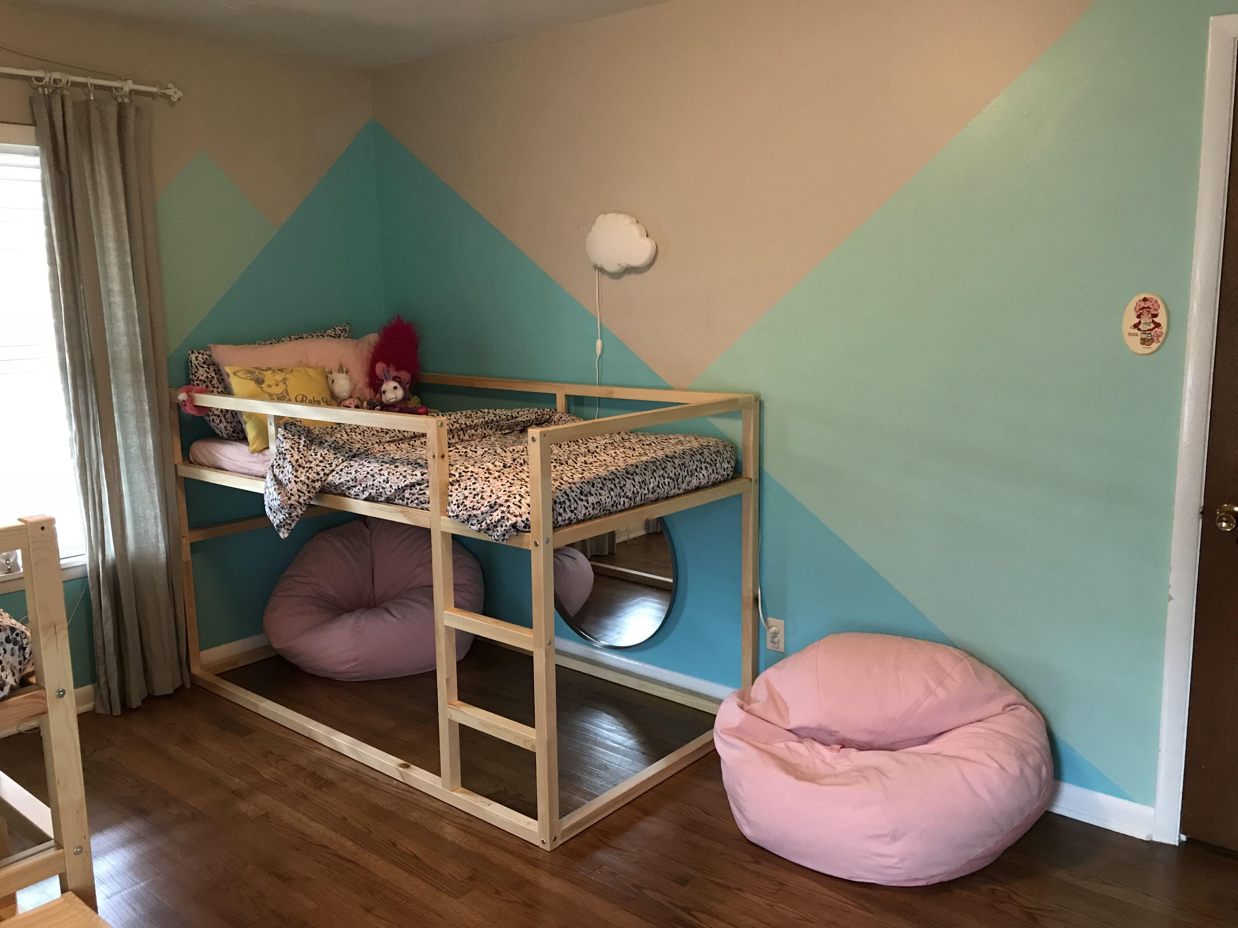 Pin di patrizia pederzolli su kid bedrooms chambre enfant chambre e enfant - Cameretta neonato ikea ...