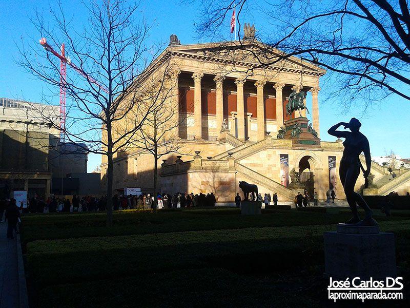 Viaje A Berlín Día 3 1 Enero Parte 2 La Próxima Parada Islas Galerías Paisajes